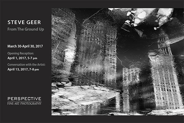Steve Geer Perspective  Show April 2017